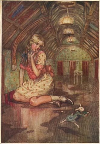 CLASSIC Alice In Wonderland