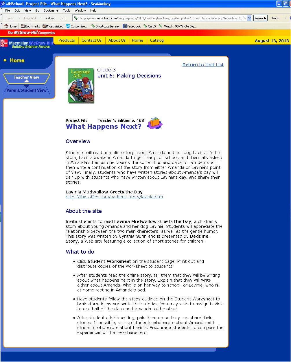Bedtime-Story com - Publishing Whimsical Bedtime-Stories for